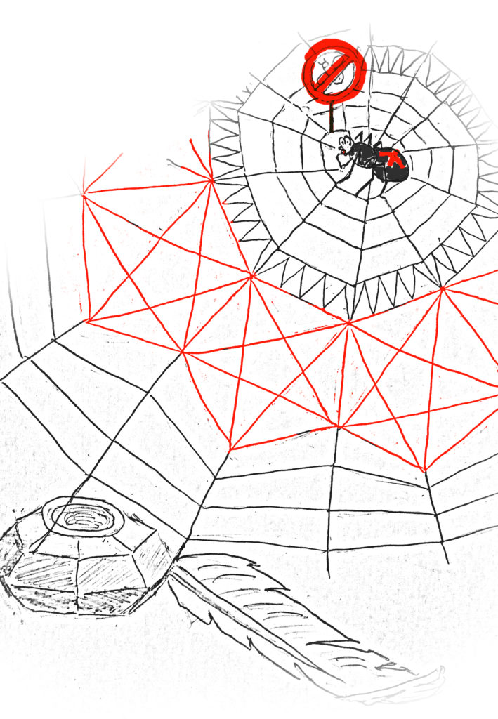 Творческий паук
